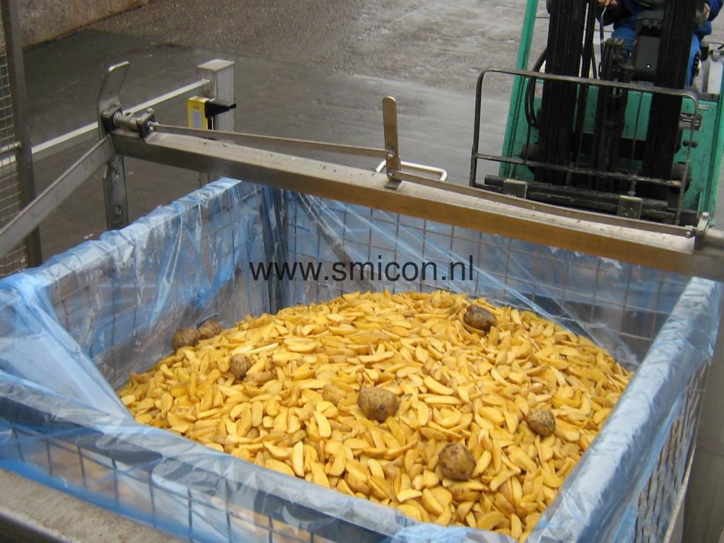 Kartoffelprodukt für verarbeitung