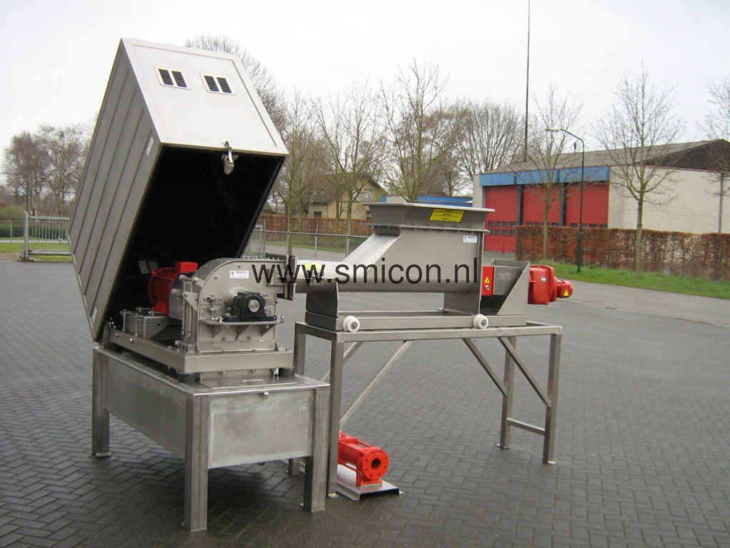 SMIMO masher animal feed