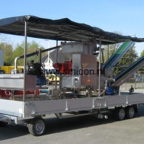 Mobile MAS Installation Dunger verarbeitung