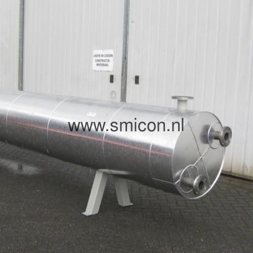 Wärmeübertrager Garreste Biogas
