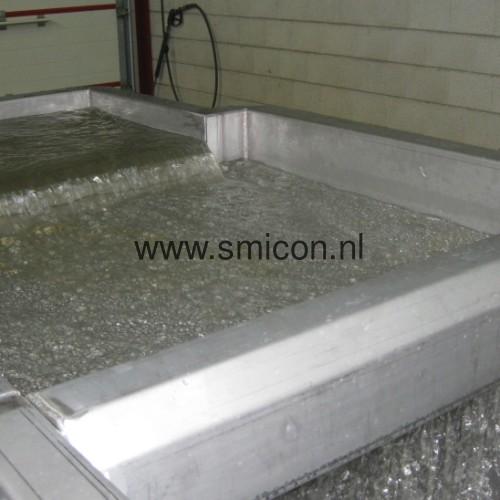 Wiederverwendung Wasser Reinigungssystem