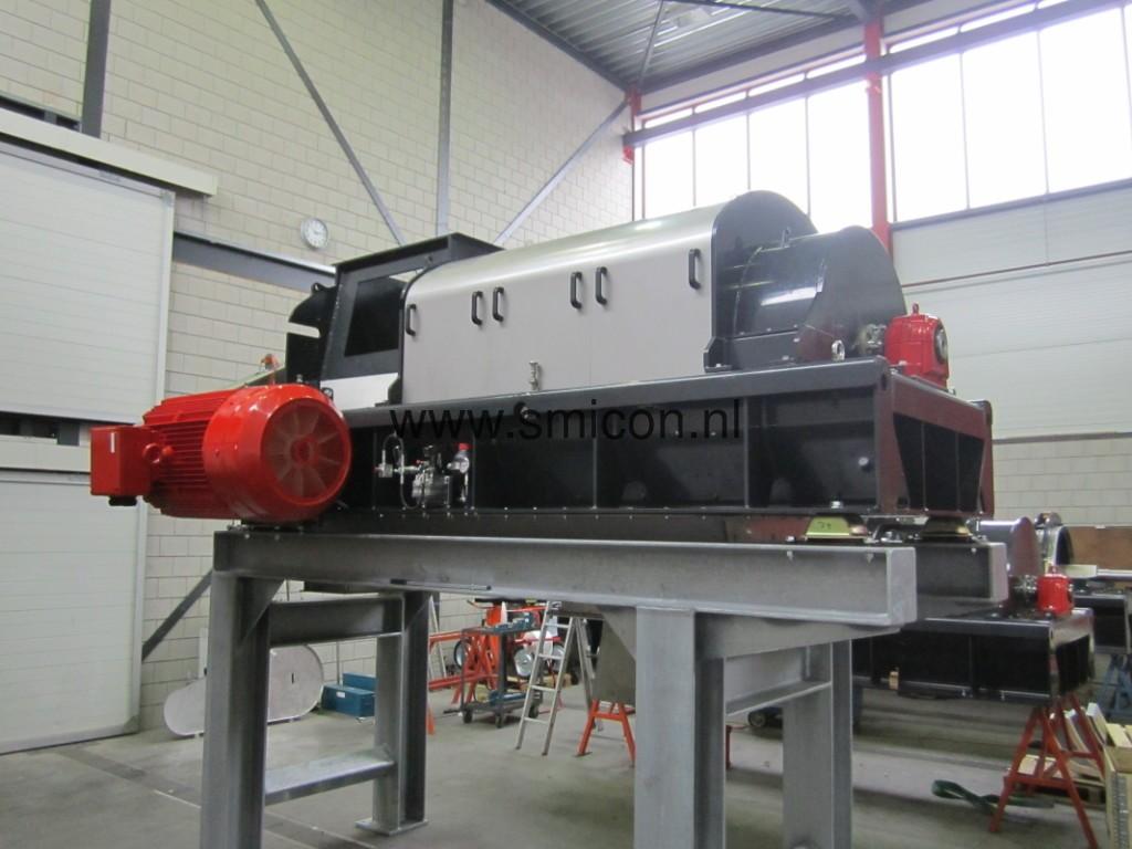 Produktion SMIMO120 Entpackungsmaschine