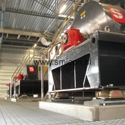 Platform for SMIMO120