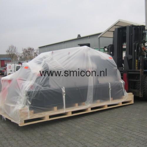 SMIMO120 on its way to China