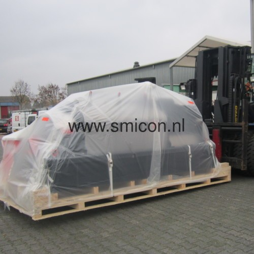 SMIMO120 on its way to China